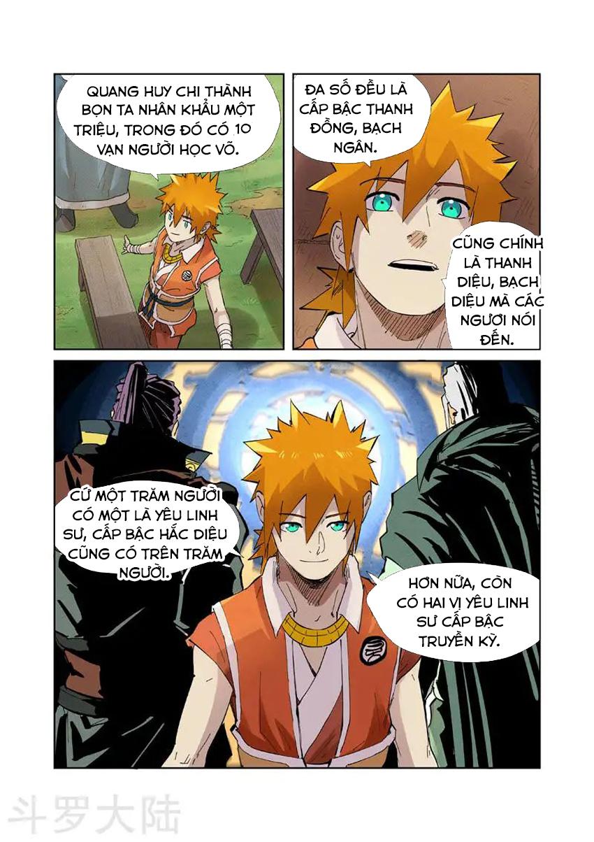 Yêu Thần Ký chap 217 - Trang 9