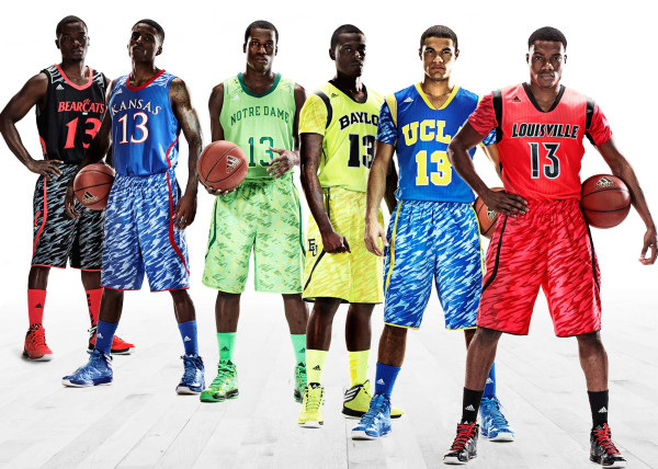 What College Basketball Needs is More Zubaz