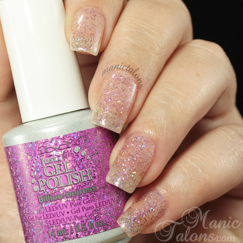 IBD Just Gel Polish Billion-heiress Swatch