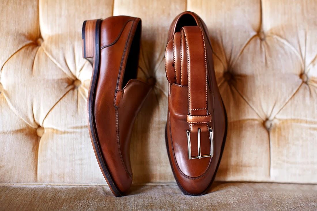 Shoes & Belt