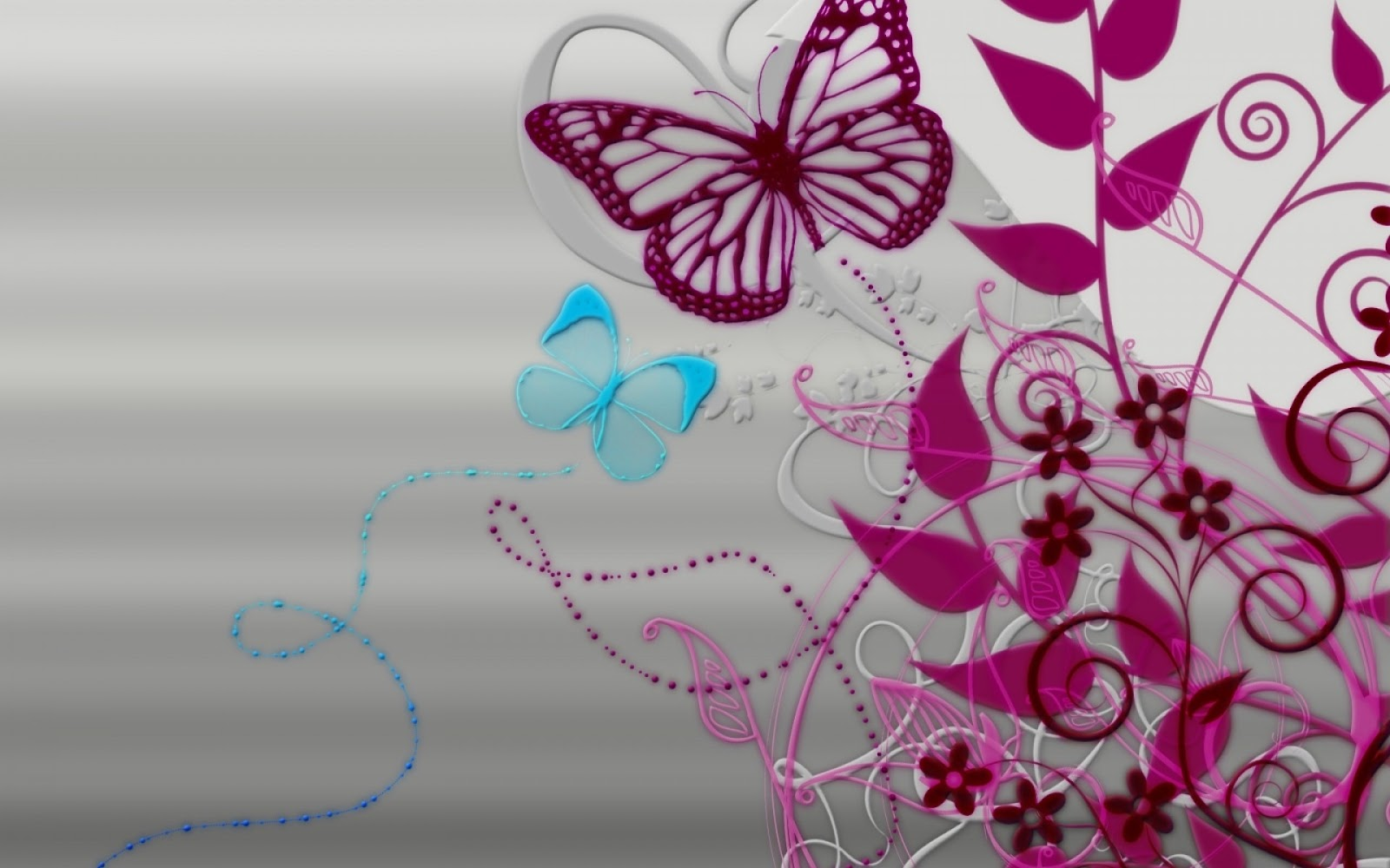 Butterfly Wallpaper 9 With 1600 x 1000 Resolution ( 183kB )