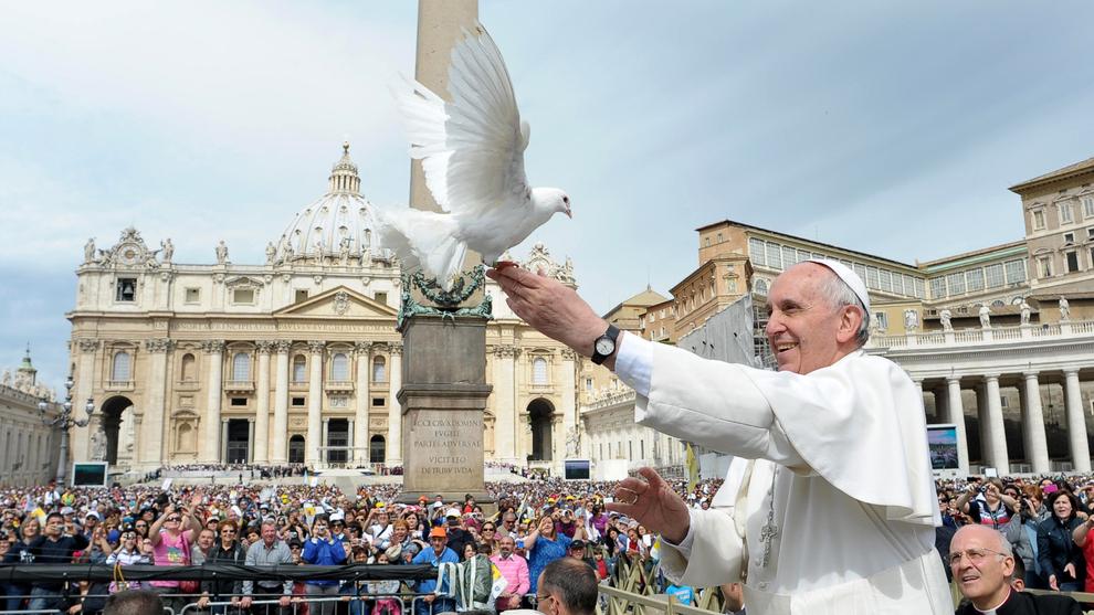 Web del Vaticano