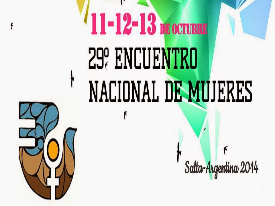 Encuentro de Mujeres Salta 2014
