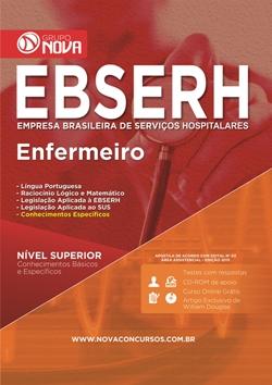 Apostila Concurso EBSERH HC-UFPR 2015 - Enfermeiro
