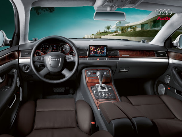Hummer H4 Inside >> World Fast And Expensive Cars: Audi A8 interior