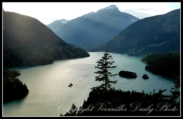 Diablo Lake North Cascades