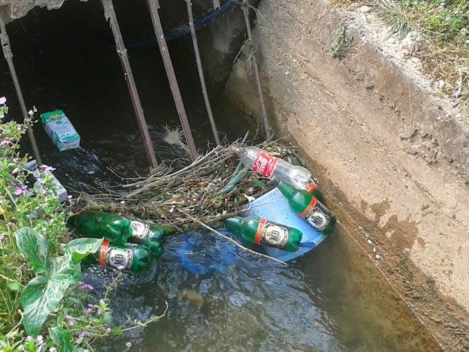 Obavijest o čišćenju kanala