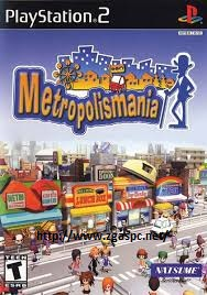 Free Download Games Metropolismania PCSX2 ISO Untuk Komputer Full Version ZGASPC