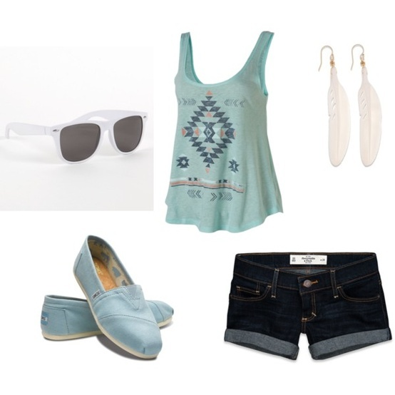 Stylish Summer Clothes