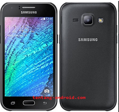 Flashing Samsung Galaxy J1 SM-J100H
