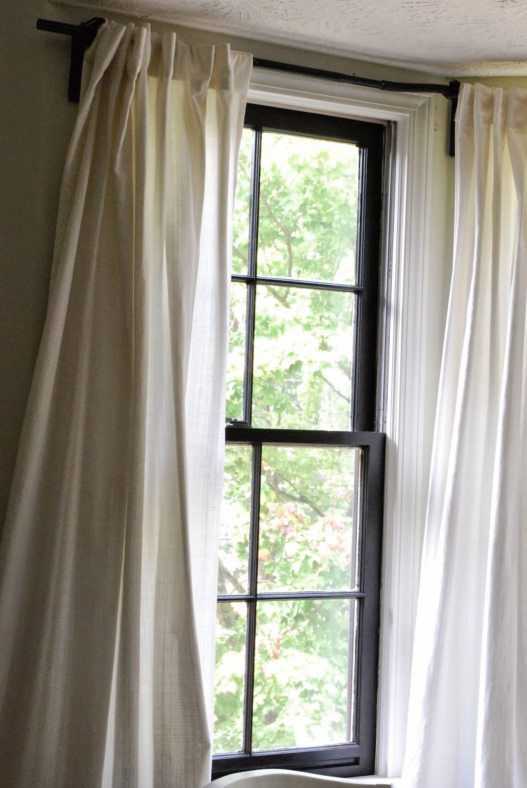 your curtains for window brilliant rail kitchen home curtain decor rods bay flexible rod house inspiration throughout