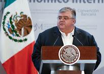 MÉXICO: Carstens prolonga su mandato a petición de Peña Nieto