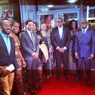 See Don Jazzy at Half of the Yellow Sun Premiere .