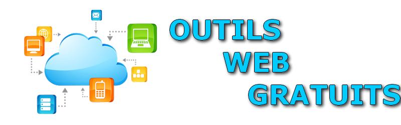 OUTILS WEB GRATUITS