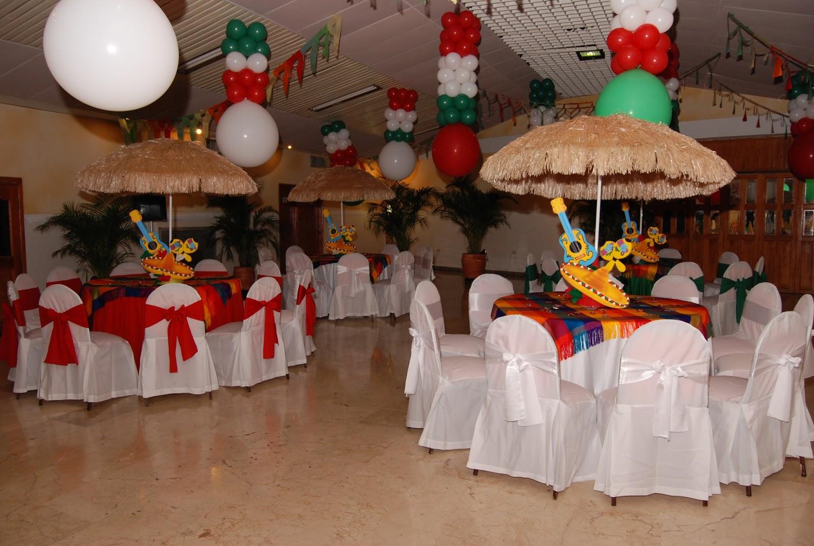 Decoracion de techos para fiestas infantiles for Ideas decoracion fiesta