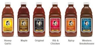 BAD : Original, Chicken and Rib, Honey Garlic, Maple, Spicy