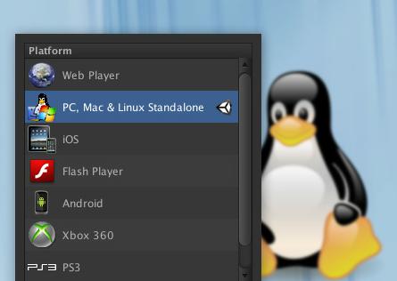 Unity3d Linux - фото 4