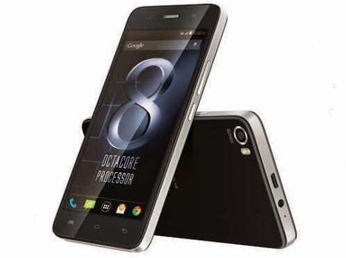 Lava Iris X8 - HP Android Dibawah 2 Juta