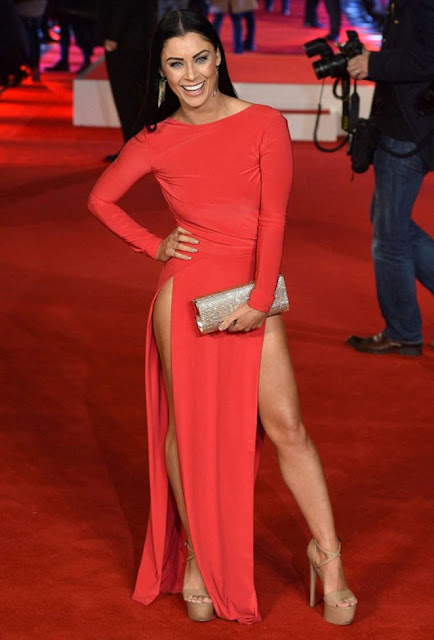 Cally Jane Beech – 'Daddy's Home' Premiere