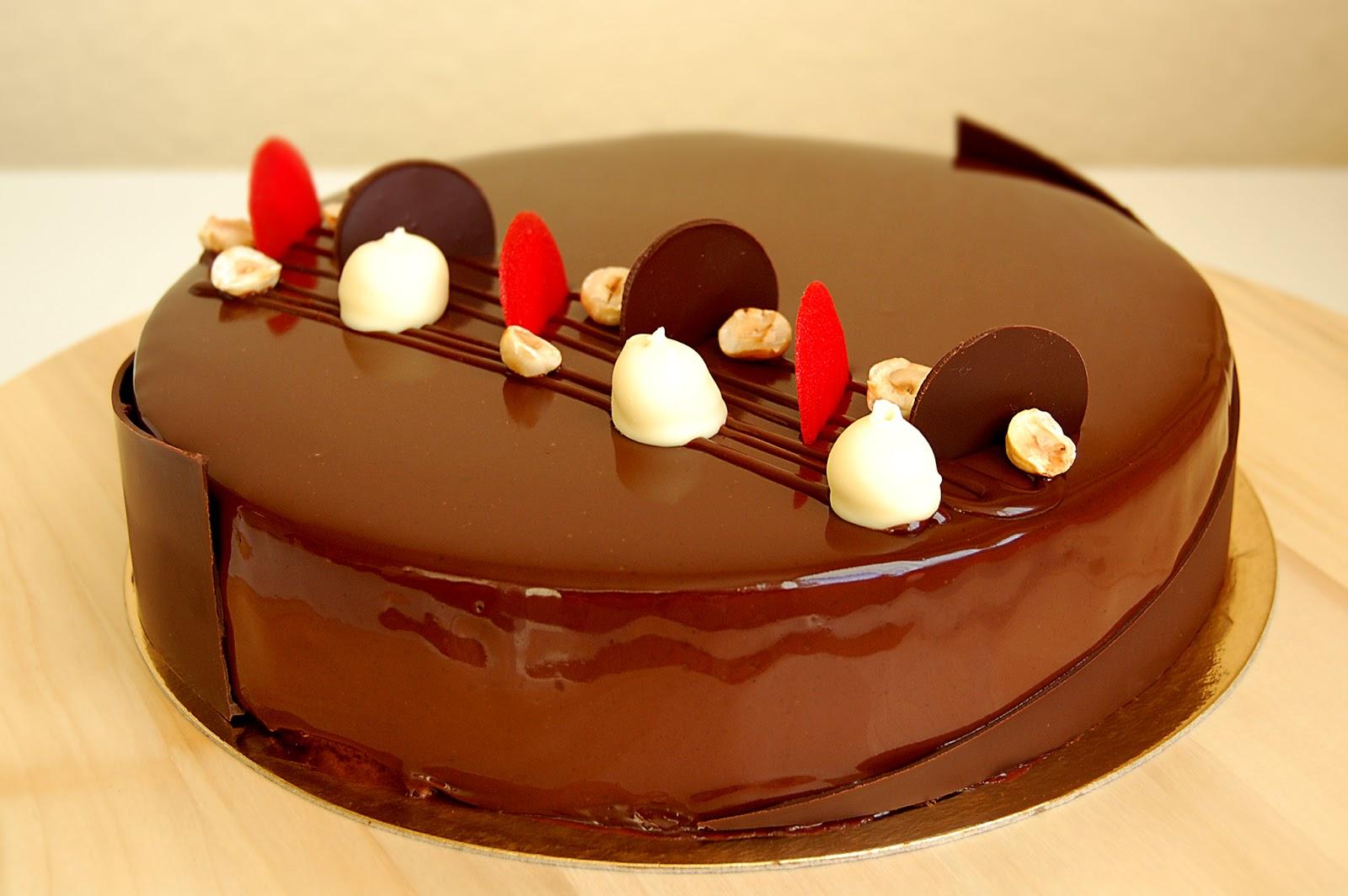 Приготовить красивый торт