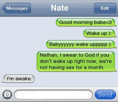 lmao likes how to wake up your boyfriend