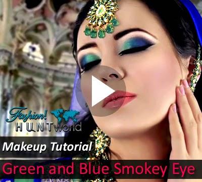 Asian Bridal Makeup Tutorial 2015