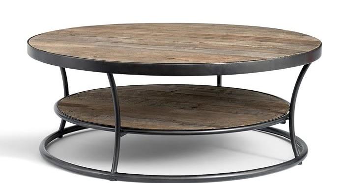 Bartlett Reclaimed Wood Coffee Table