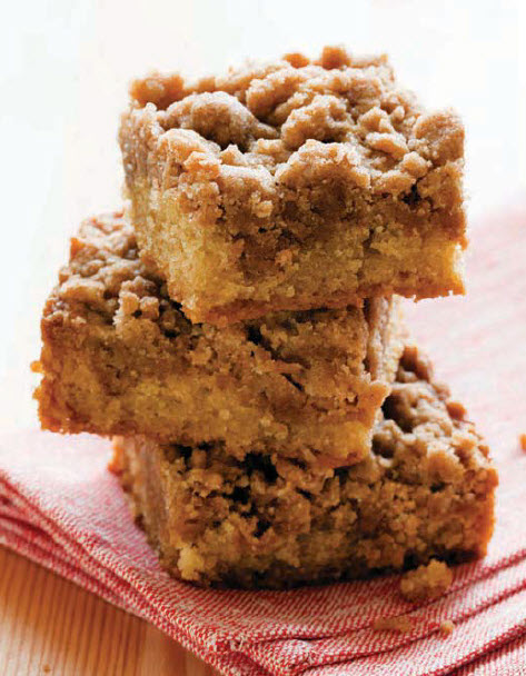 New York—Style Crumb Cake | Delicious Recipes