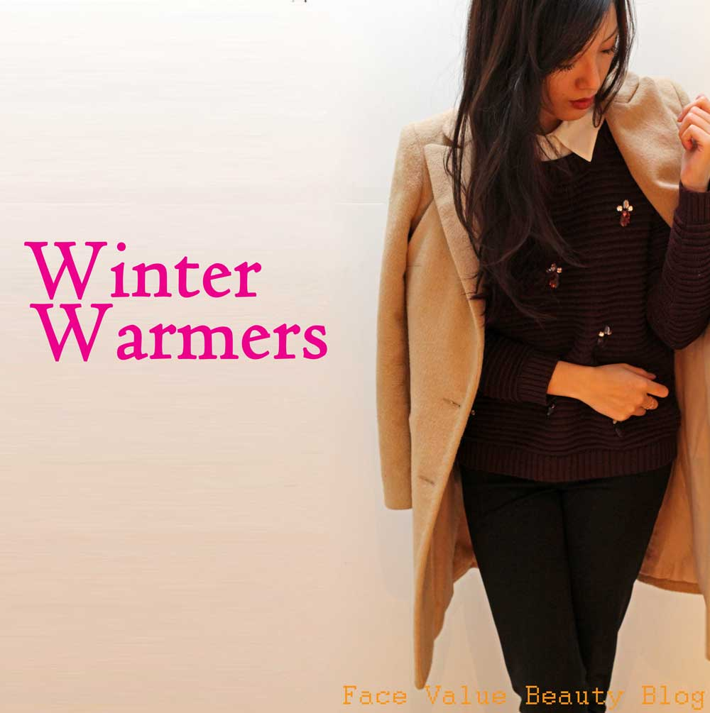 What I Wore To Work: Wonderful Winter Warmers