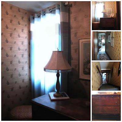 wallpaper, redo, update, DIY