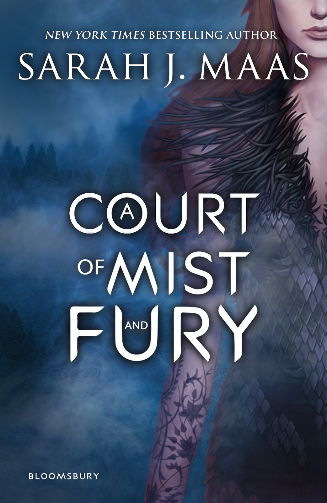 A Court of Mist and Fury by Sarah J. Maas (Fan-Made)
