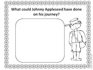 Johnny Appleseed literacy