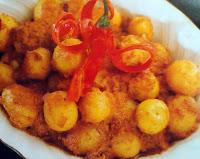 resep rendang kentang