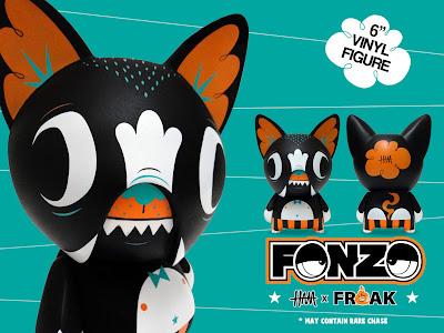 "Gary Ham x Freak Store ""Fonzo"" Vinyl Figure"