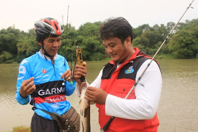 GOES FUN BIKE SAMBIL MANCING