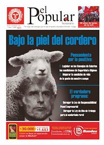 El Popular Nº 282 29/08/2014.