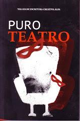 "OTRO AÑO (2015), OTRO LIBRO:     ""PURO TEATRO""."