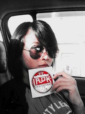 selfie bersama stiker irdk irdk news