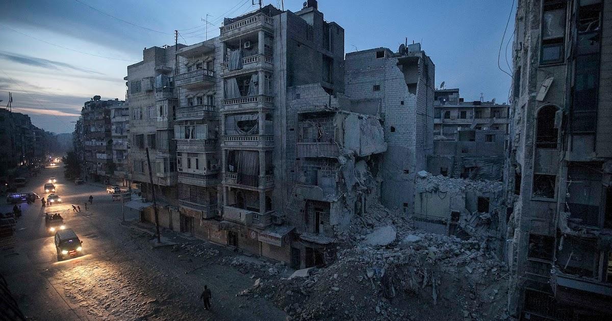 Impotência do Ocidente na Síria é insuportável