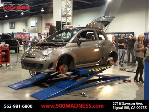 Fiat 500 Abarth on Car Fix