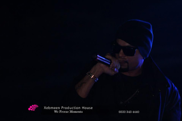 Bohemia The Punjabi Rapper - Live in Islamabad [Photos Download]
