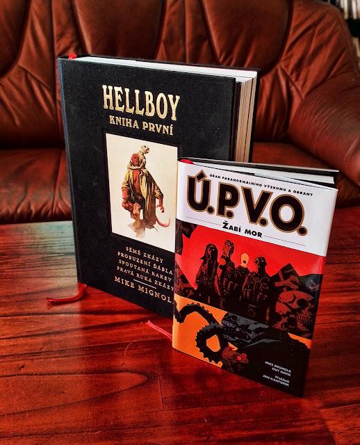 Hellboy pekelná knižnice 2