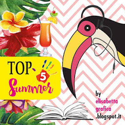 TOP 5 Summer by Elisabetta grafica