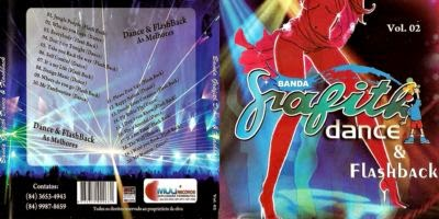 Banda Grafith Dance & Flashback Vol.2 CD 2014