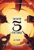 Free Download Buku Novel Negeri 5 Menara {eBook PDF}