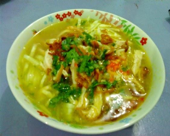 Resep membuat soto Ayam lamongan nikmat lezat dan gurih
