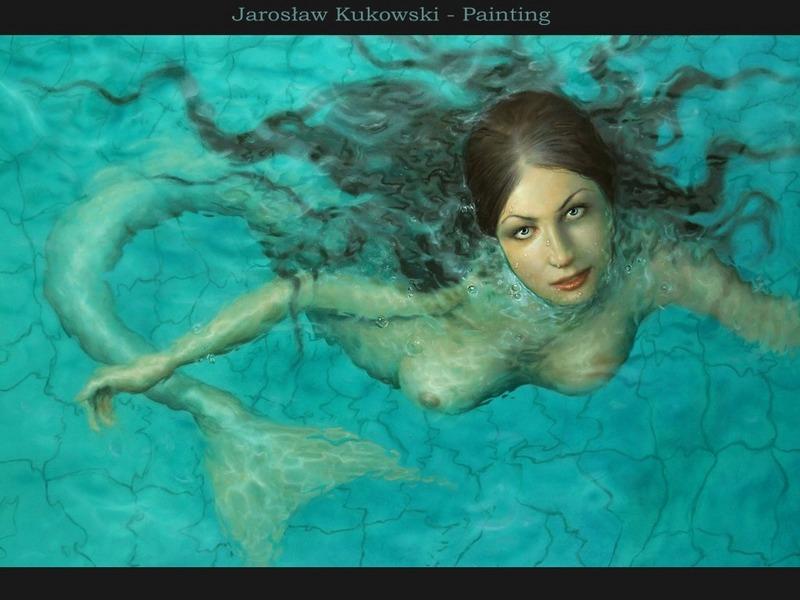 the real enchanted mermaid