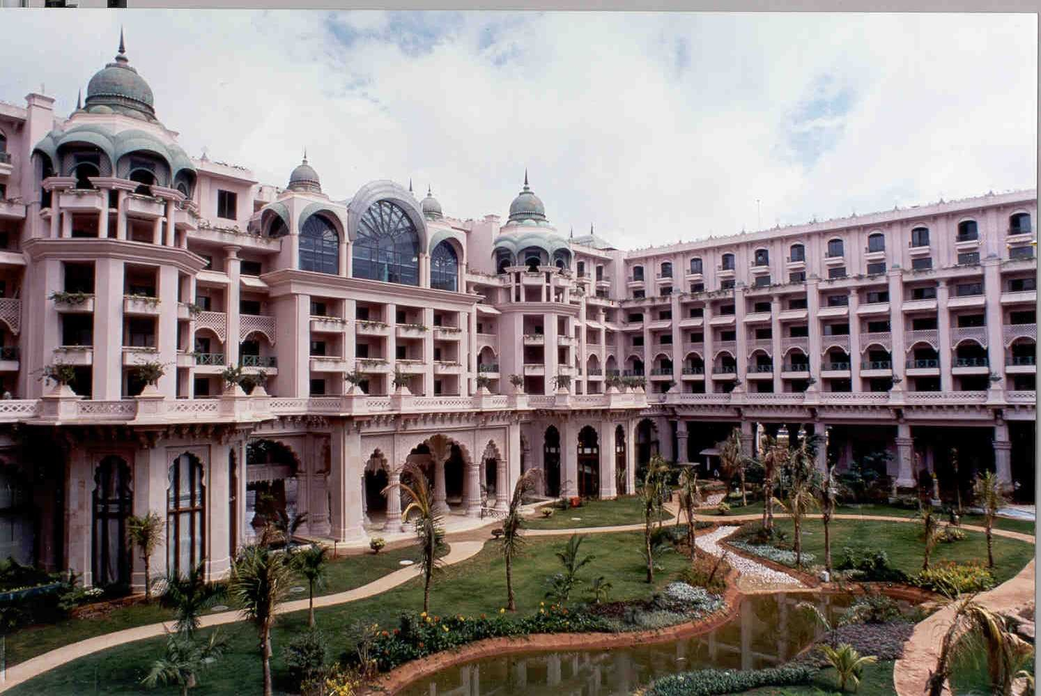 Leela Palace Hotel @ Old Airport Road Leela Palace Bangalore