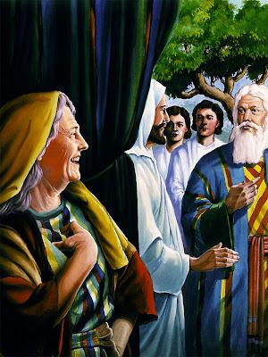 Sara e Abraão