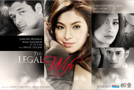 Angel Locsin, Jericho Rosales, Maja Salvador nd JC de Vera in The Legal Wife Full Trailer
